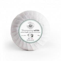 Shampoing solide à l'Argile Verte 100gr