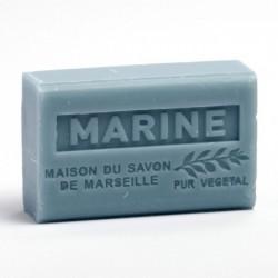 Savon au Beurre de Karité bio 125gr Marine