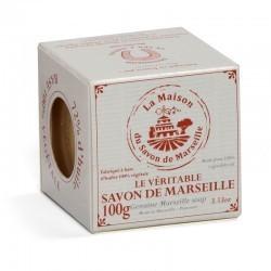 Savon de Marseille 72% à l'Huile végétale 100gr