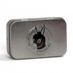 Boite Metal - Lait d'ânesse