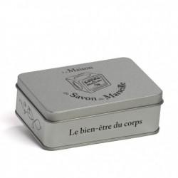 Boite Metal - Cube Marseille Inox