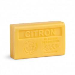 Savon au Beurre de Karité bio 125gr Citron