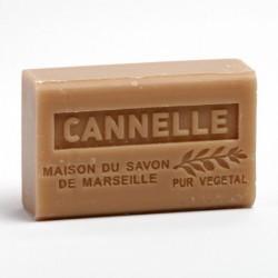 Savon au Beurre de Karité bio 125gr Cannelle